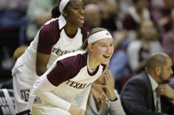 End Of An Era: Corps Commander, Basketball Player Michalke Reflects On Her Time At Texas A&M