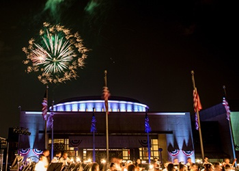 Celebrate Independence Day July 4 At The George H.W. Bush Center
