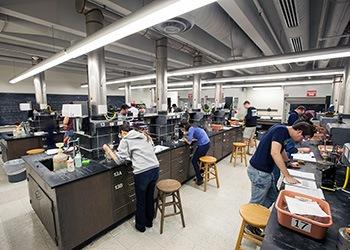 chemistry lab 350