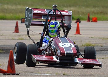 Texas A&M Formula SAE Team Takes Top Prize In Competition