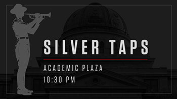 Silver Taps To Honor Four Deceased Texas A&M Students On Tuesday