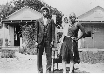 African American settlements in Texas, such as a neighborhood dating from the late 19th century on San Antonio's east side, will be discussed at the 2018 Center for Heritage Conservation Symposium Feb. 16-17, 2018.