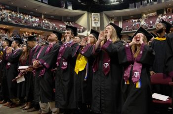 Record Number Of Aggies To Receive Texas A&M Diplomas Dec. 14-15