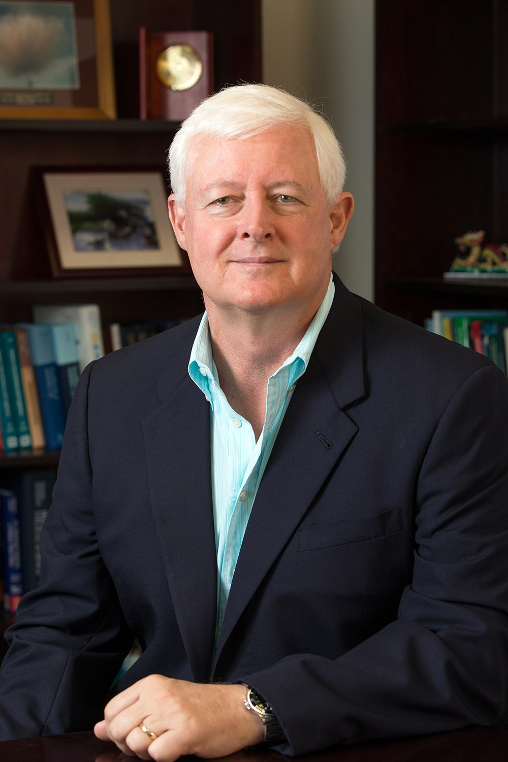 Dr. Valen E. Johnson, University Distinguished Professor of Statistics and head of the Department of Statistics , has been appointed as Interim Dean of the College of Science. (Texas A&M University College of Science)