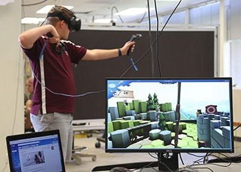 Texas A&M Game Design Program Ranked No. 7 Among Public Schools Nationwide