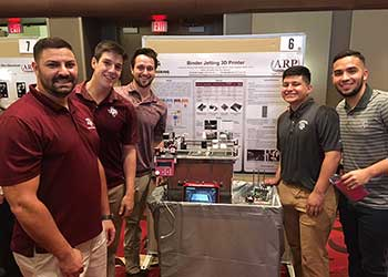 Texas A&M Delivers Undergrad Research With LAUNCH Expo